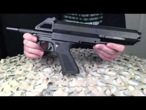 Calico Light Weapons Systems  M110 22lr 100rd Pistol Overview - Texas Gun Blog