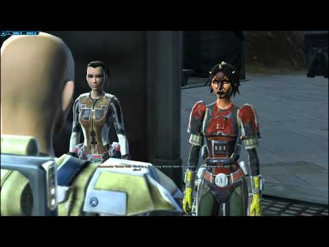 SWTOR Bounty Hunter - A Friendly Wager / A Family Matter