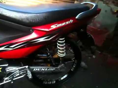 Suzuki Smash 115 Setup Suzuki Smash 115 cc Modified