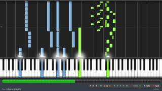 [Synthesia] One-Winged Angel - Advent Children Complete Piano