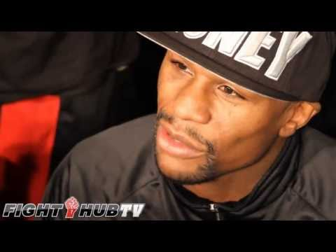 Floyd Mayweather opens up to the media about his time in jail and more