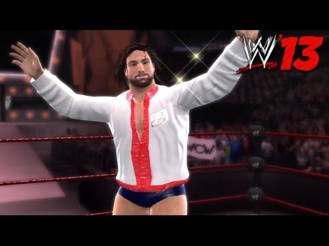 WWE '13 Community Showcase: Eugene (PlayStation 3)
