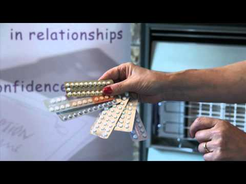 Contraceptive Pill - Contraception Education