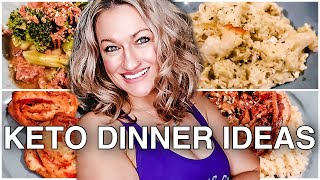 *NEW* KETO DINNER IDEAS | WHAT'S FOR DINNER ON KETO? | EASY KETO RECIPES | Suz and The Crew