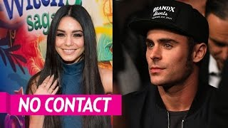 Vanessa Hudgens on Her Ex Zac Efron: 'I Completely Lost Contact With Him'