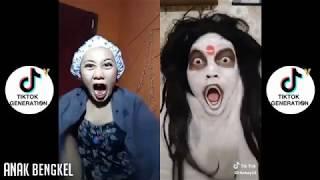VIRAL! Hantu India Masuk Tiktok - Tiktok Indonesia