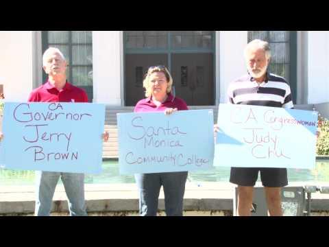 Pasadena City College ALS Ice Bucket Challenge
