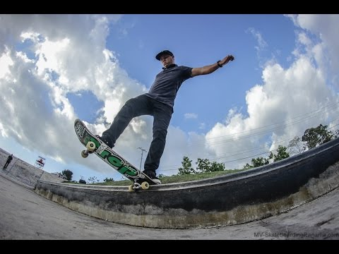 EcoPark, Skateboarding desde Chiriqui con Irving Guerrero, Javier Gonzalez y Efrain Jordan