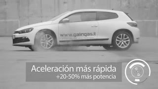 Galingas.es chip tuning Malaga video promocional