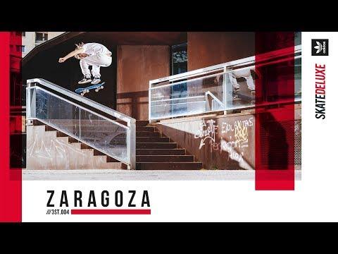 Zaragoza 3ST.004 /// skatedeluxe & adidas Skateboarding