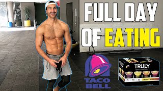 A Full Day of Eating | How I Eat 3,200 Calories a Day