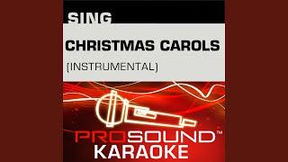 Good King Wenceslas Karaoke Instrumental Track In The Style Of Traditional