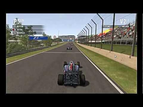 F1 2011 Pc - Gp Do Brasil - Vista Aérea - Hd