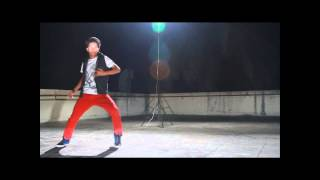 """Hosanna song"" performed by sagar ( Global-x dance Academy)"