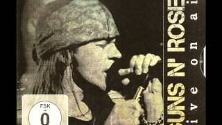 download lagu Guns 'n Roses- Free Fallin' Live On Air Hq gratis