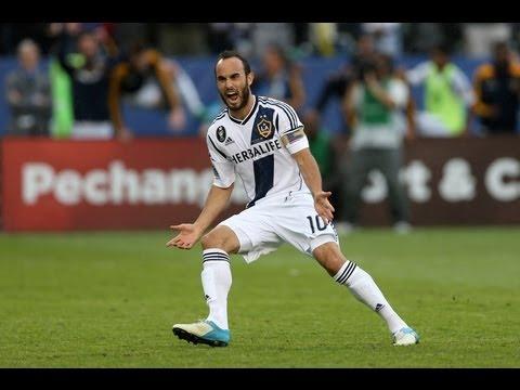 ALL 4 MLS Cup 2012 Goals, Carr, Gonzalez, Donovan, Keane