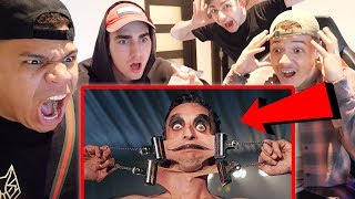 REACTING TO GUINNESS WORLD RECORDS (MOST CRAZY)