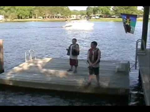 Florida Dock Fishing - St. Johns River - Astor