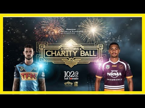 Breaking News | Titans Charity Ball: Today special OFFER
