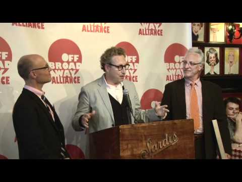 2012 Off Broadway Alliance Award for Best Revival of a Musical - CARRIE