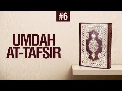 Umdah At Tafsir Al Baqarah Ayat 34 - Ustadz Mukhlis Biridha