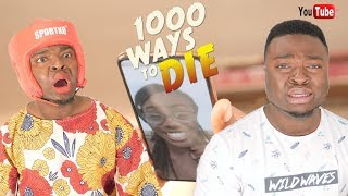 AFRICAN HOME: 1000 WAYS TO DIE