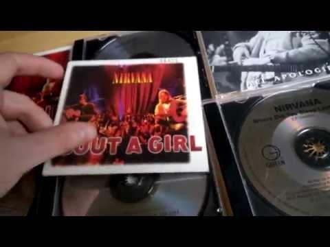 Nirvana's Unplugged singles
