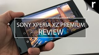 Sony Xperia XZ Premium Review: Serious Competition