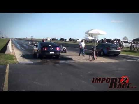 new Mustang vs old Mustang