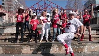 Happy by Pharrell Williams -Cardinal Cowboy & Cardinals Fans -Dilemma Solved -Support STL Charities