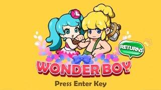 Trailer Wonder boy Returns