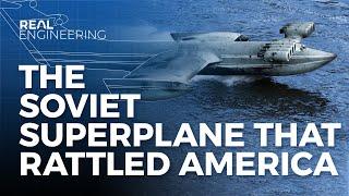 The Soviet Superplane That Rattled America