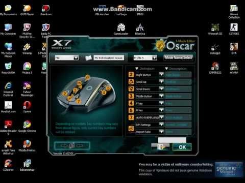 Cara setting Macro X7 Key7 scrip Auto Redy.Auto Nyemplung IN CHARGOSIP (LENGKAP)
