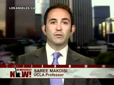 Saree Makdisi Interviewed on Democracy Now! about New Fatah & Hamas Unity Deal in Palestine
