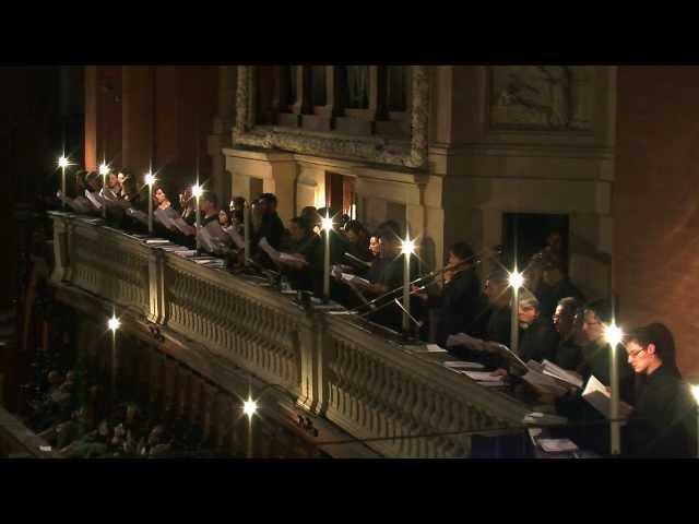 Giacomo Antonio Perti, Dixit Dominus a 8 voci pieno