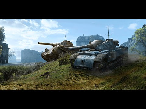 World of tanks blitz boutique Wargaming (le Nameless et le Edelweiss) tiers 7