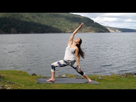 Spring Yoga Sequence: Earth Day Playlist