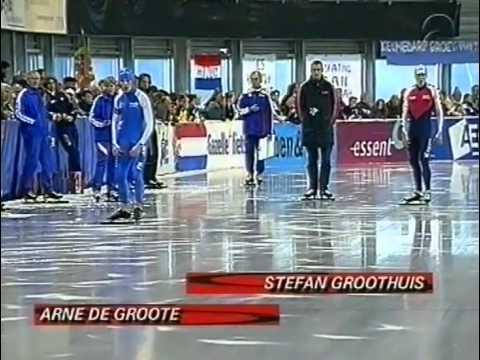 NK Afstanden 2001 Stefan Groothuis