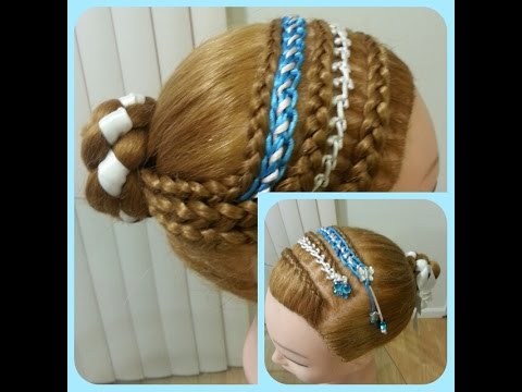 Galerry peinados con cintas