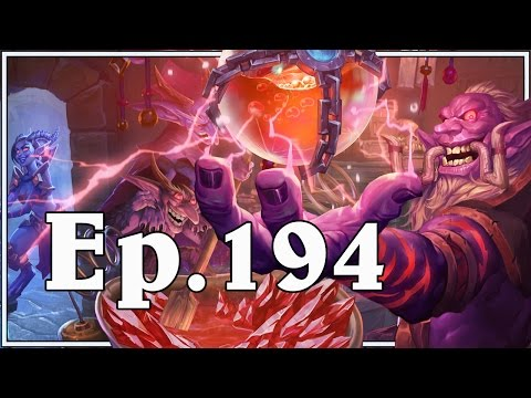 Funny And Lucky Moments - Hearthstone - Ep. 194