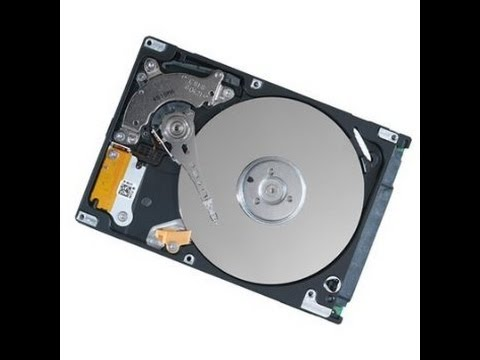 Clicking hard drive When Writting?