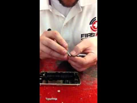 Periscope - iPhone 5S Water Damage Repair