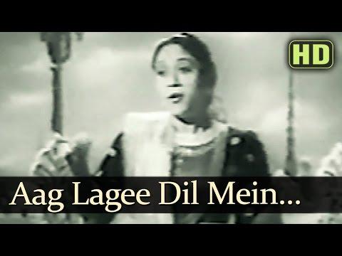 Aag Lagi Dil Me Wo Pyari - Shahjehan Songs - K L Saigal - Ragini...