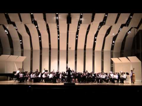 NASSAU SUFFOLK HONOR BAND @ CW POST TILLES CENTER 4-21-13 MT. EVEREST