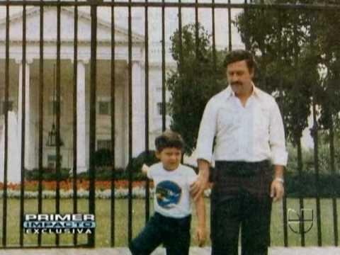 Entrevista con el hijo de Pablo Escobar