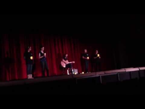 Candlelight Vigil - Montgomery High School