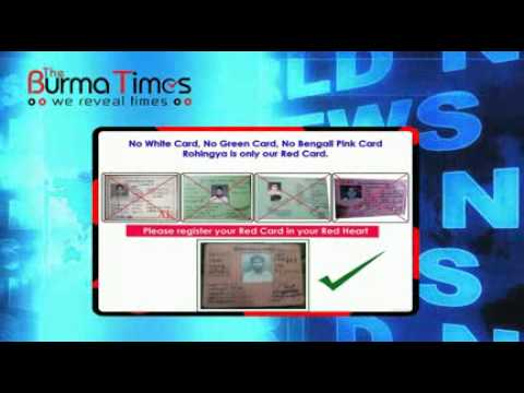 Burma Times TV Daily News 19.6.2015
