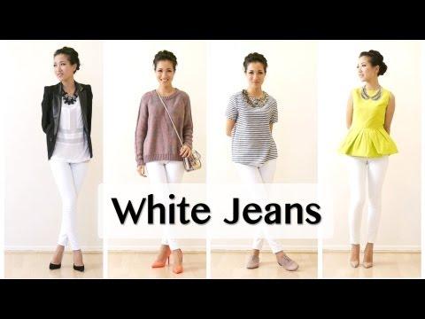 White Jean Pairings