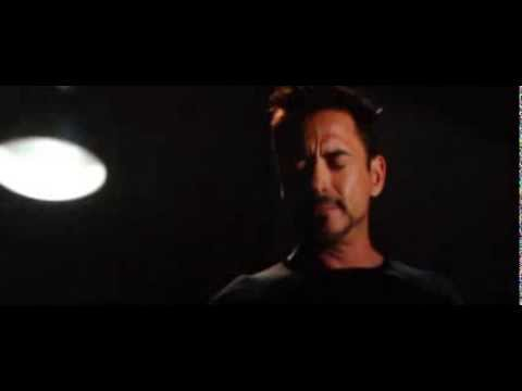 Tony Stark Dancing - Iron Man 3