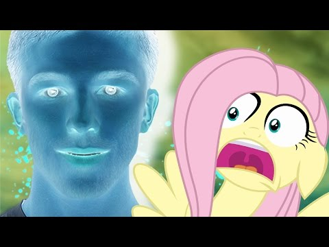 WHY DO YOU EAT BUNNIES?! | Fluttershy Play's; Existor - BoiBot